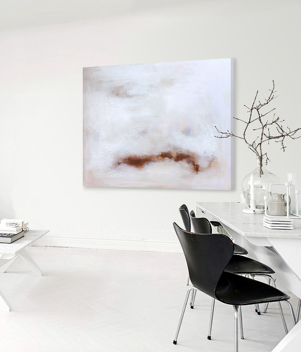 Interior-2011w-DustThouArt-Dine16-Abstract-Contemporary-Art-Original-Painting