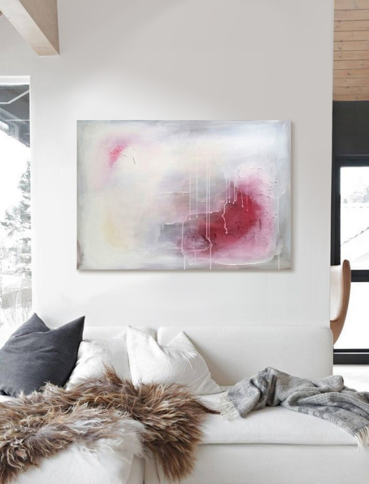 Interior-2011w-Romance-L5-Abstract-Contemporary-Art-Original-Painting