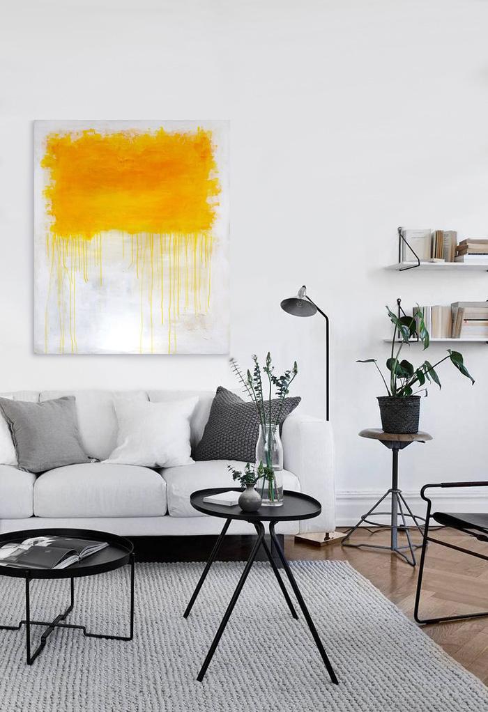 Interior-2016w-Lemon-V23-Abstract-Contemporary-Art-Original-Painting