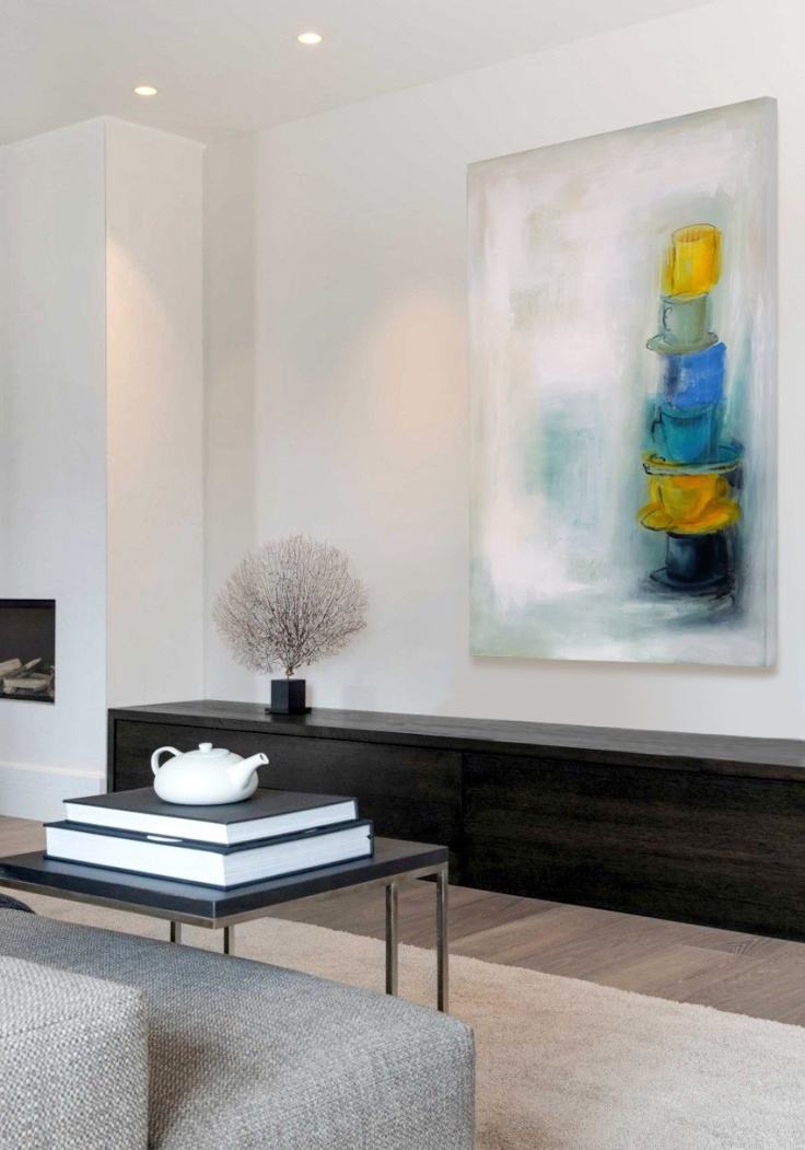 Interior-2016w-Teaparty-S37-Abstract-Contemporary-Art-Original-Painting